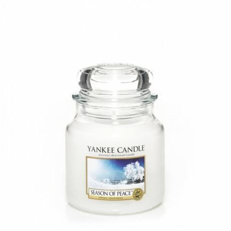 Yankee Candle Season Of Peace Giara Media