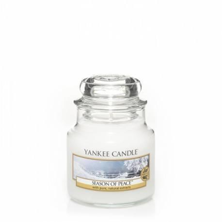 Yankee Candle Season of Peace Giara Piccola