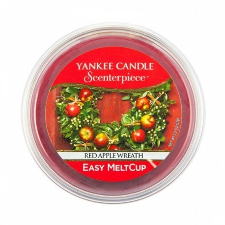 Yankee Candle MeltCups Red Apple Wreath