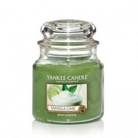Yankee Candle Vanilla Lime Giara Media