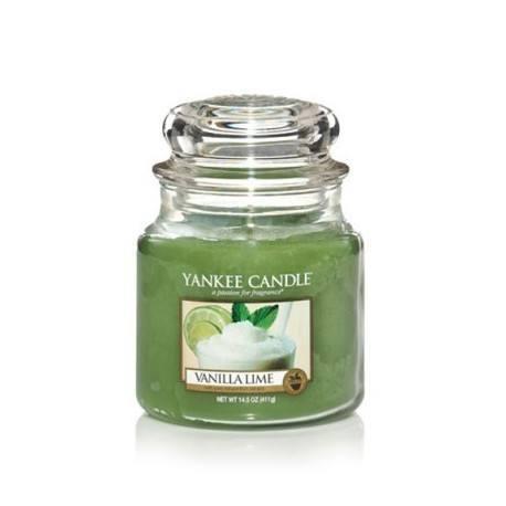 Yankee Candle Vanilla Lime Giara Media