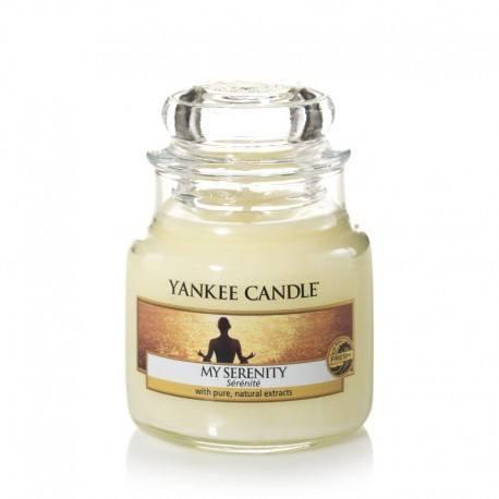 Yankee Candle My Serenity Giara Piccola