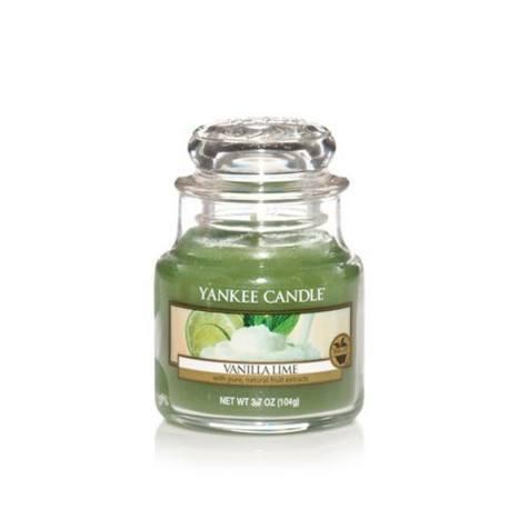 Yankee Candle Vanilla Lime Giara Piccola