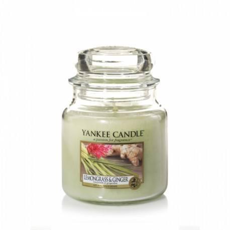 Yankee Candle Lemongrass & Ginger Giara Media