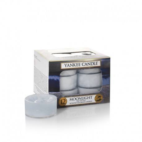 Yankee Candle Moonlight Tea Light Profumate