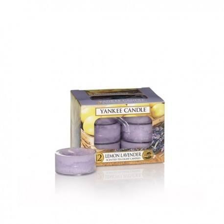 Yankee Candle Lemon Lavender Tea Light Profumate