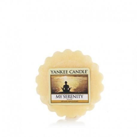 Yankee Candle My Sernity Tart Profumate