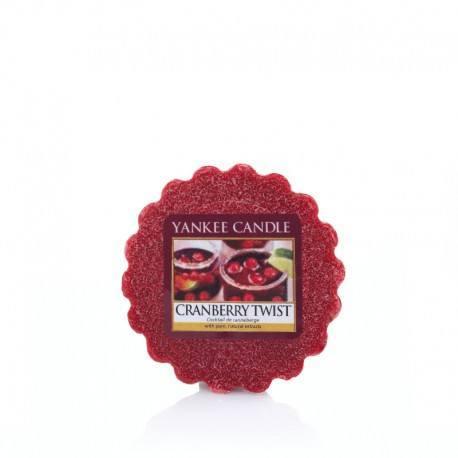 Yankee Candle Cranberry Twist Tart Profumate