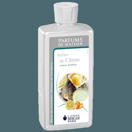 Lampe Berger Bulles de citron 500 ml