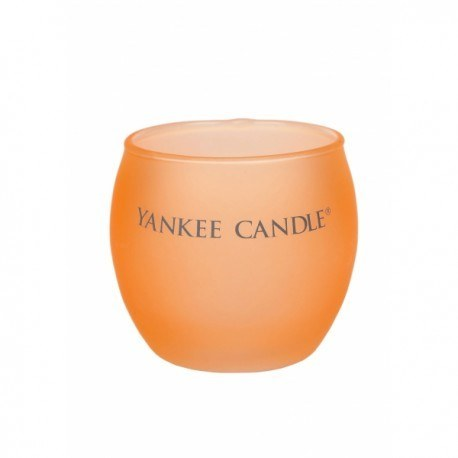 Yankee Candle Porta Sampler Roly Poly Arancione