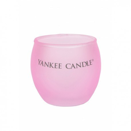 Yankee Candle Porta Votivo Roly Poly Rosa