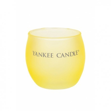 Yankee Candle Porta Votivo Roly Poly Giallo