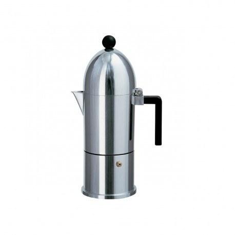 Alessi La Cupola Caffettiera espresso 3 tazze A9095/3 B