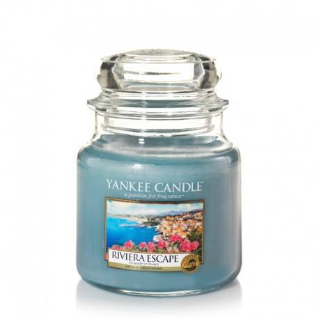 Yankee Candle Riviera Escape Giara Media
