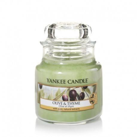 Yankee Candle Olive e Thyme Giara Piccola