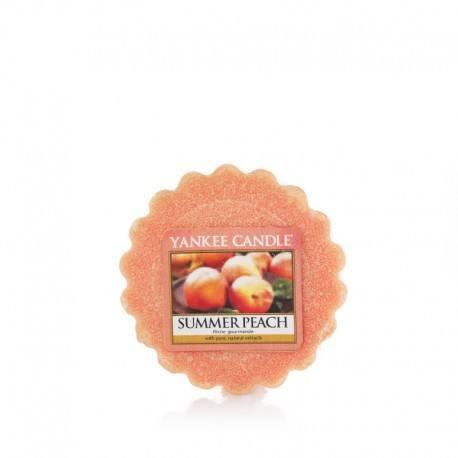 Yankee Candle Summer Peach Tart Profumate