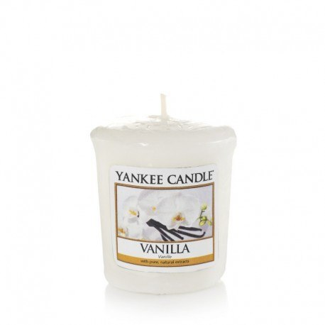 Yankee Candle Vanilla Votivo