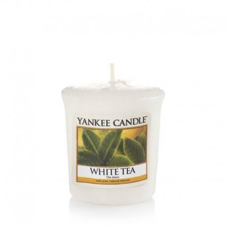 Yankee Candle White Tea Votivo