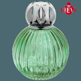 Lampe Berger Lampada Plissee Verte Verde