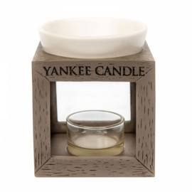 Yankee Candle Bruciatore per Tartine Rustic Modern Gray