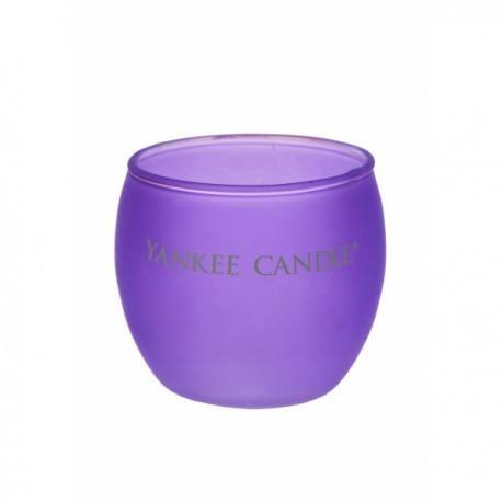 Yankee Candle Porta Votivo Roly Poly Viola